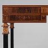 A swedish grace freestanding desk, stockholm 1920's.