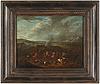 Adam frans van der meulen, the battle of oudenarde.