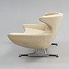 Hans erik johansson, troligen, soffa, westbergs möbler, tranås 1960-tal.