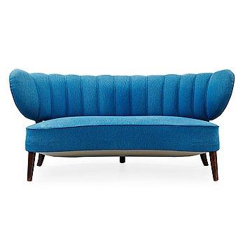 511. An Otto Schulz sofa, Jio-Möbler, Jönköping, Sweden probably 1950's.