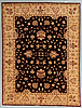 Matta, antik anatol. ca 135x100 cm.