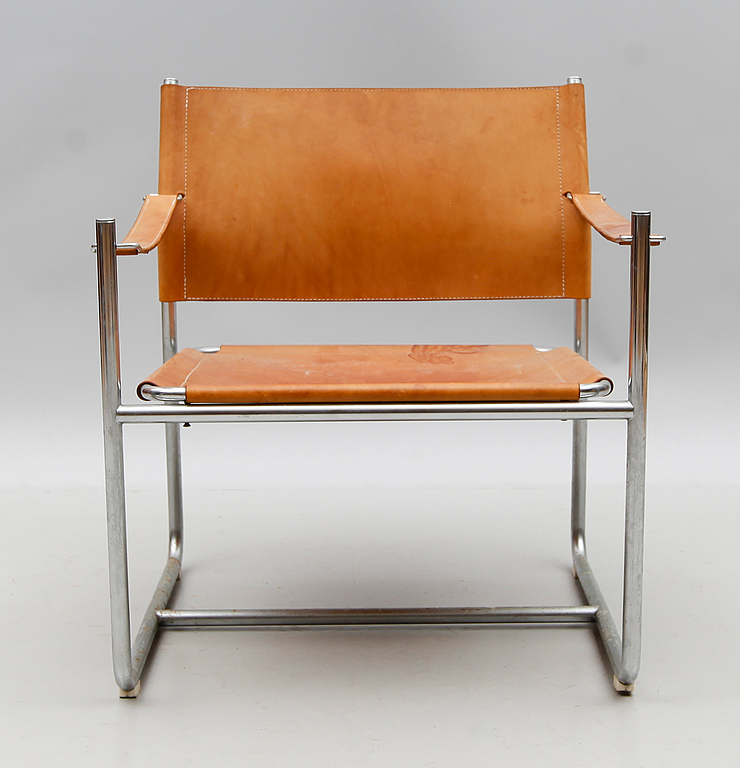 """FåTÖLJ,""""Amiral"""", Karin Mobring för IKEA, 1900 talets andra hälft Bukowskis Market"""