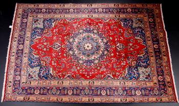 62159. MATTA, Meshad, Persisk. Ca 294 x 198.
