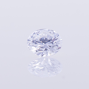 DIAMANT, briljantslipad 0,53 ct G-H / VS1.