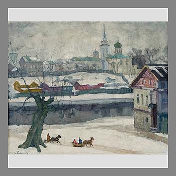 ARNOLD LAKHOVSKY, FROM PSKOV.