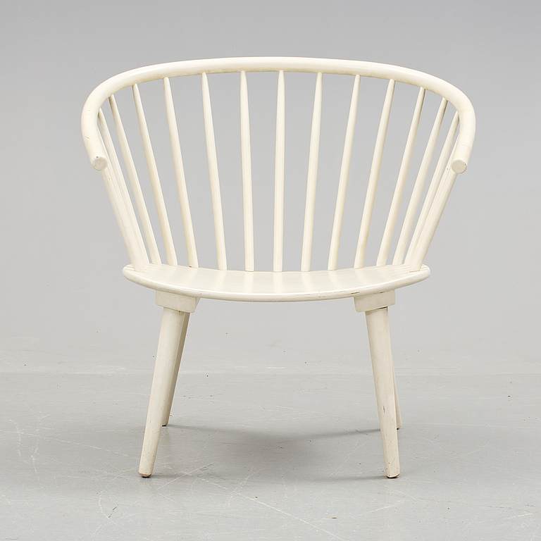 PINNSTOL, Eker, design Gillis Ljunggren, för IKEA, 1960