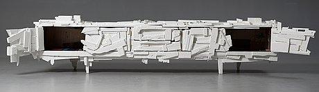 "Godspeed, ""trash sideboard"", finn ahlgren, stockholm 2014, unik."