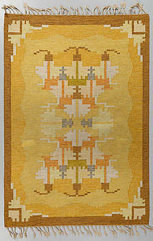 MATTA, rölakan, Ingegerd Silow, 1900-talets andra hälft, 200x140 cm.
