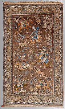 MATTA, Ghom, old, ca 254 x 156 cm.