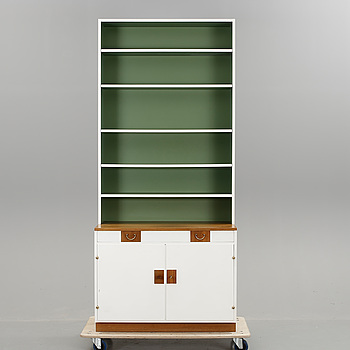 BOKHYLLA, modell 2255, Josef Frank, Firma Svenskt Tenn.