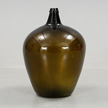 DAMEJEANNE, glas, 1800-tal.