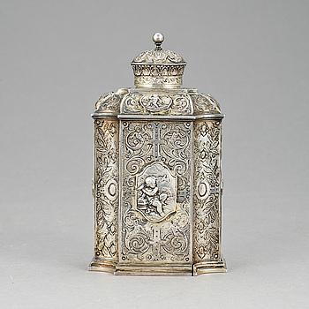 TEDOSA, silver, Europa, 1900-talets första hälft. Vikt ca 425 gram.