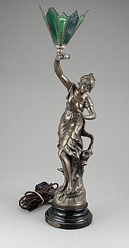 AUGUSTE LOUIS MOREAU, efter, brons, bär stämpelsignatur.