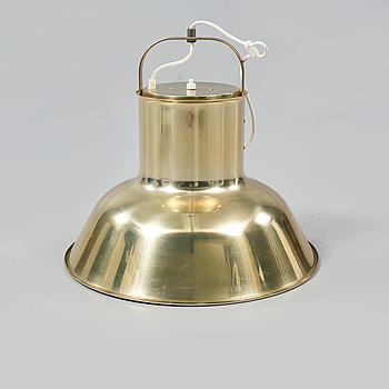 """TAKLAMPA, Kosta Lampan """"Hinken"""", 1900-talets fjärde kvartal. Höjd ca 40 cm."""