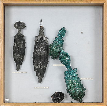 KARL AXEL PEHRSON, skulptur. Keramik.