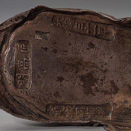 Mynt/vikt, silver, qingdynastin, guangxu (1875-1908).