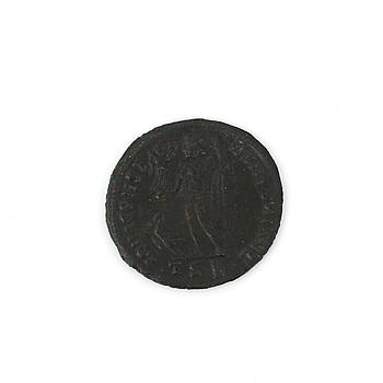 BRONSMYNT, Licinius I, Romerska riket, 308-324 efter Kristus.