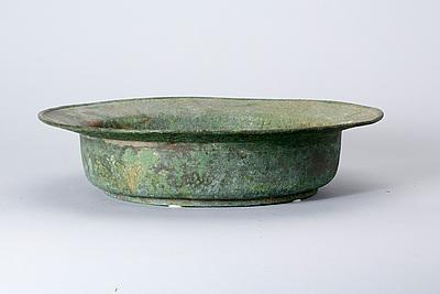SKÅLFAT, Ostasien 1900-tal eller äldre, sjöfynd.