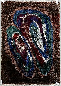 MATTA, rya, 1960-70-tal. Ca 194x133 cm.
