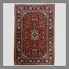 Antik matta, keshan, iran, 212x132 cm
