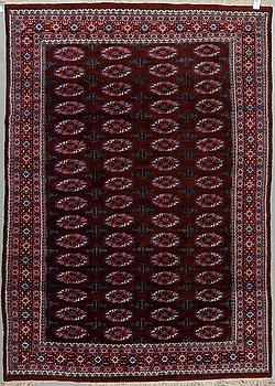 MATTA, Tekke Bochara, ca 269x187 cm.