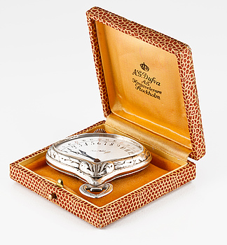 FICKUR, Record Watch Company, Silver, Sector Watch, Tramelan, 1900-talets första kvart.