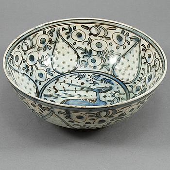 SKÅL, keramik, Persien, antik.