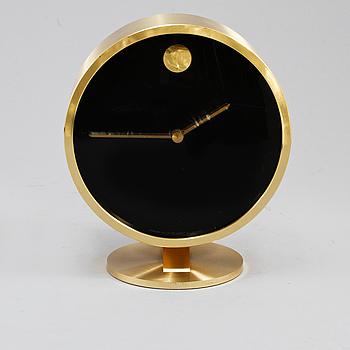 "BORDSUR, ""Museum Clock"", Nathan George Horwitt, Howard Miller, 1960-tal."