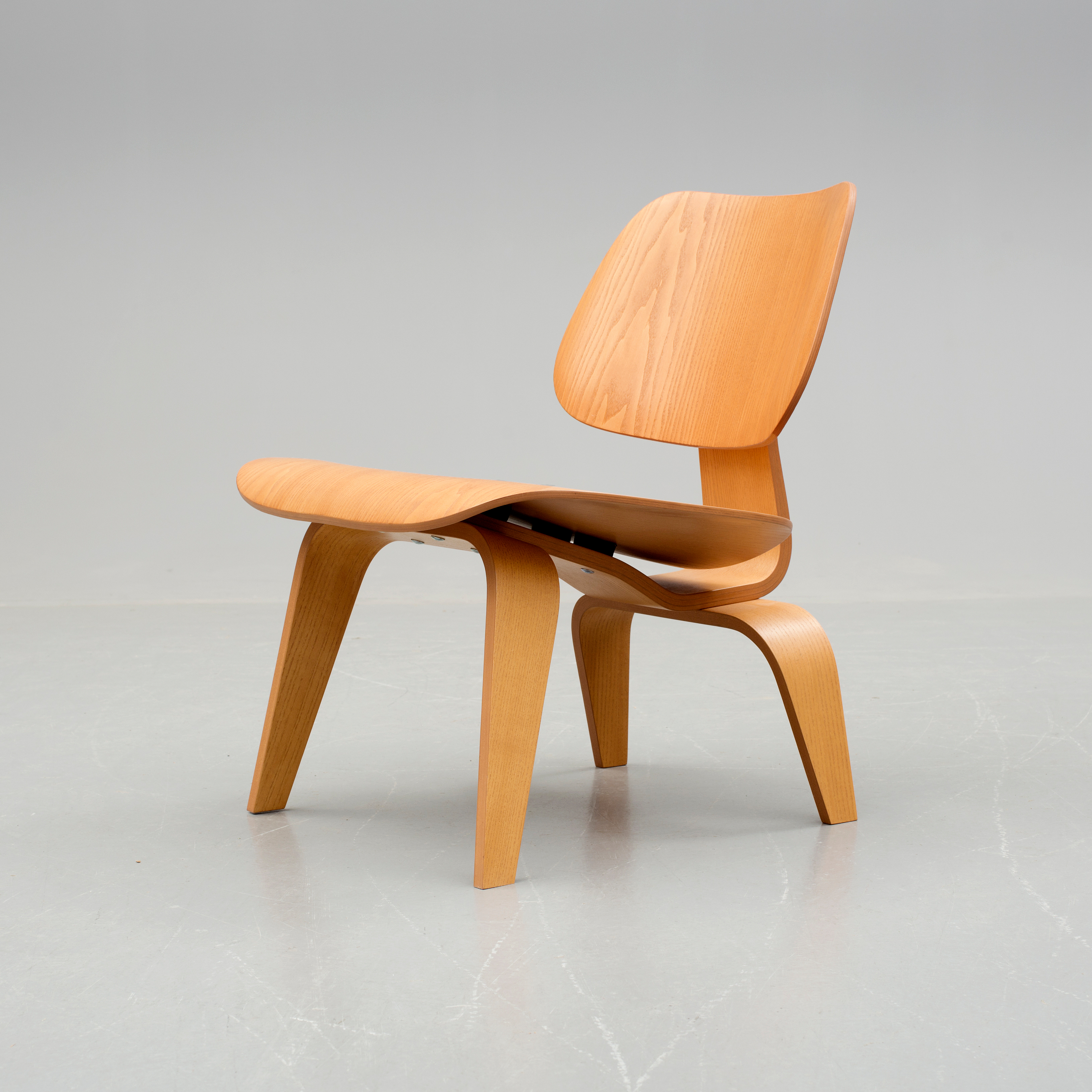 Phenomenal Stol Lcw Lounge Chair Wood Charles Och Ray Eames Vitra Uwap Interior Chair Design Uwaporg