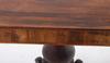 Pelarbord, ett par, 1800-tal. england, bla mahogny.