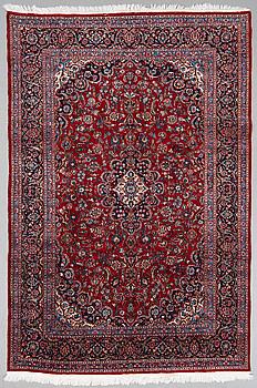 MATTA, old, Keshan/Meshed, ca 302 x 202 cm.