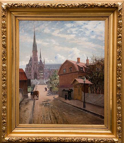 John ericsson, town view
