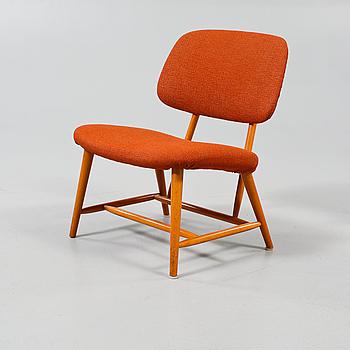 """FÅTÖLJ, """"Te-Ve"""", Alf Svensson för Ljungs Industrier, Bra bohag, Sverige, 1950-tal."""