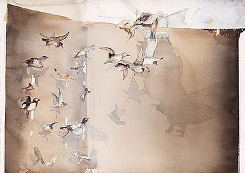 312. Lars Lerin, Untitled.