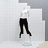 Byxor, yves saint laurent, fransk storlek 38