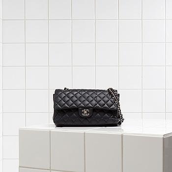 "BAG, ""Double Flap bag"", Chanel."
