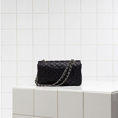 "VÄska, ""double flap bag"", chanel, 2009 2010"