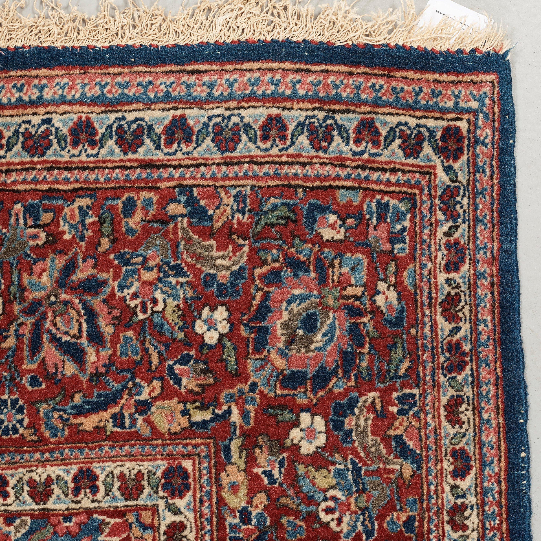 Rug Semi Antique Kashan 205 5 X 132 5 Cm Bukowskis