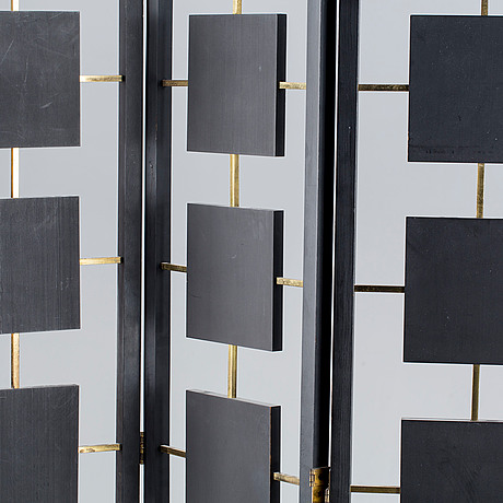 Skarmvagg Art Deco Stil 1900 Tal Bukowskis