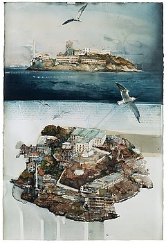 "289. LARS LERIN, ""Alcatraz""."