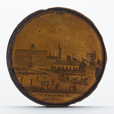 DOSA, 1800-talets första hälft.