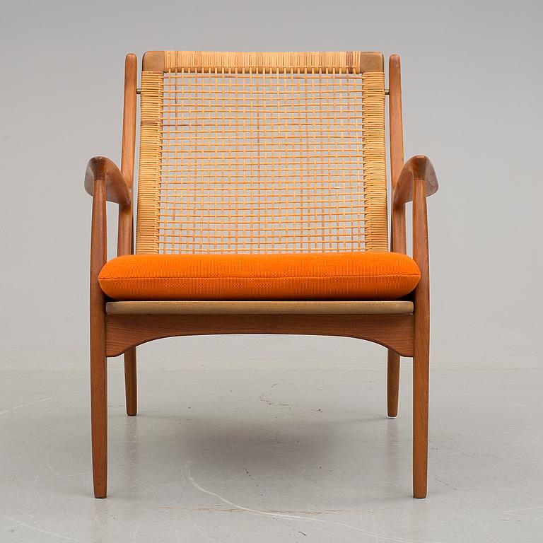 Auktionstipset Fatolj Horsnaes Mobler Danmark 1950 60 Tal