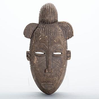 MASK, Västafrika, 1900-tal.