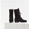 Boots, gianni versace, size 39