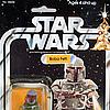 Star wars, boba fett 21 back b, kenner 1979