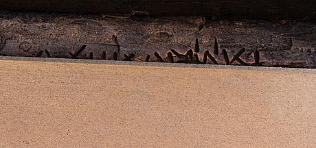 Arvo siikamÄki, reliefer, 3 st. tecken på himlen & fullmåne & isberg