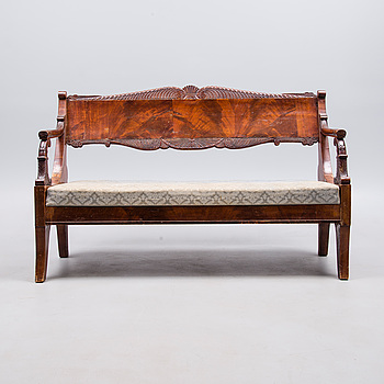 SOFA, empire, Russia early 19th century.