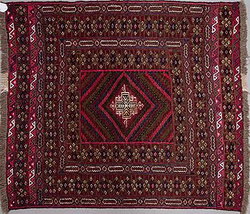 MATTA, nomadmatta, ca 137x121 cm.