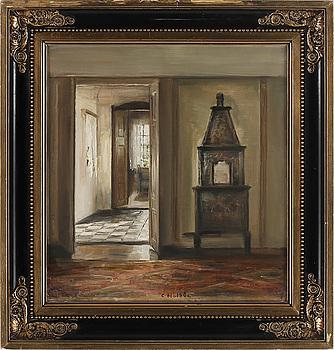 993. Carl Holsoe, Interior.