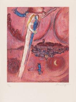 """320. Marc Chagall, """"Le Cantique des Cantiques"""""""